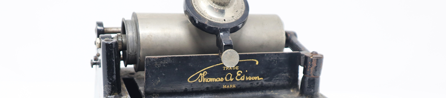 Thomas Edison phonograph