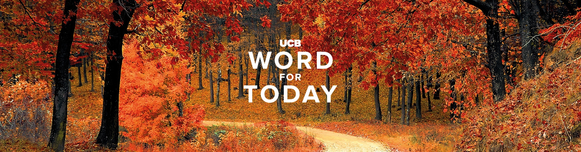 The UCB Word For Today