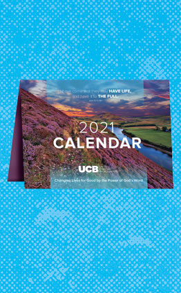 UCB 2021 Calendar