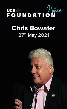 UCB Foundation at Home - Chris Bowater 27th May 2021