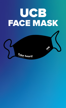 UCB Face Mask