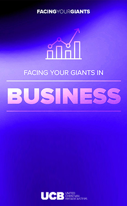 Facing your giant of business