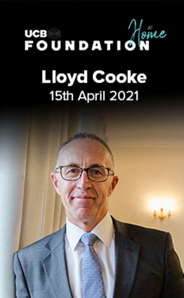 UCB Foundation at Home - Lloyd Cooke 15th April 2021