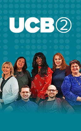 UCB 2 Presenters
