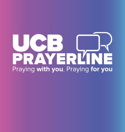 UCB Prayerline