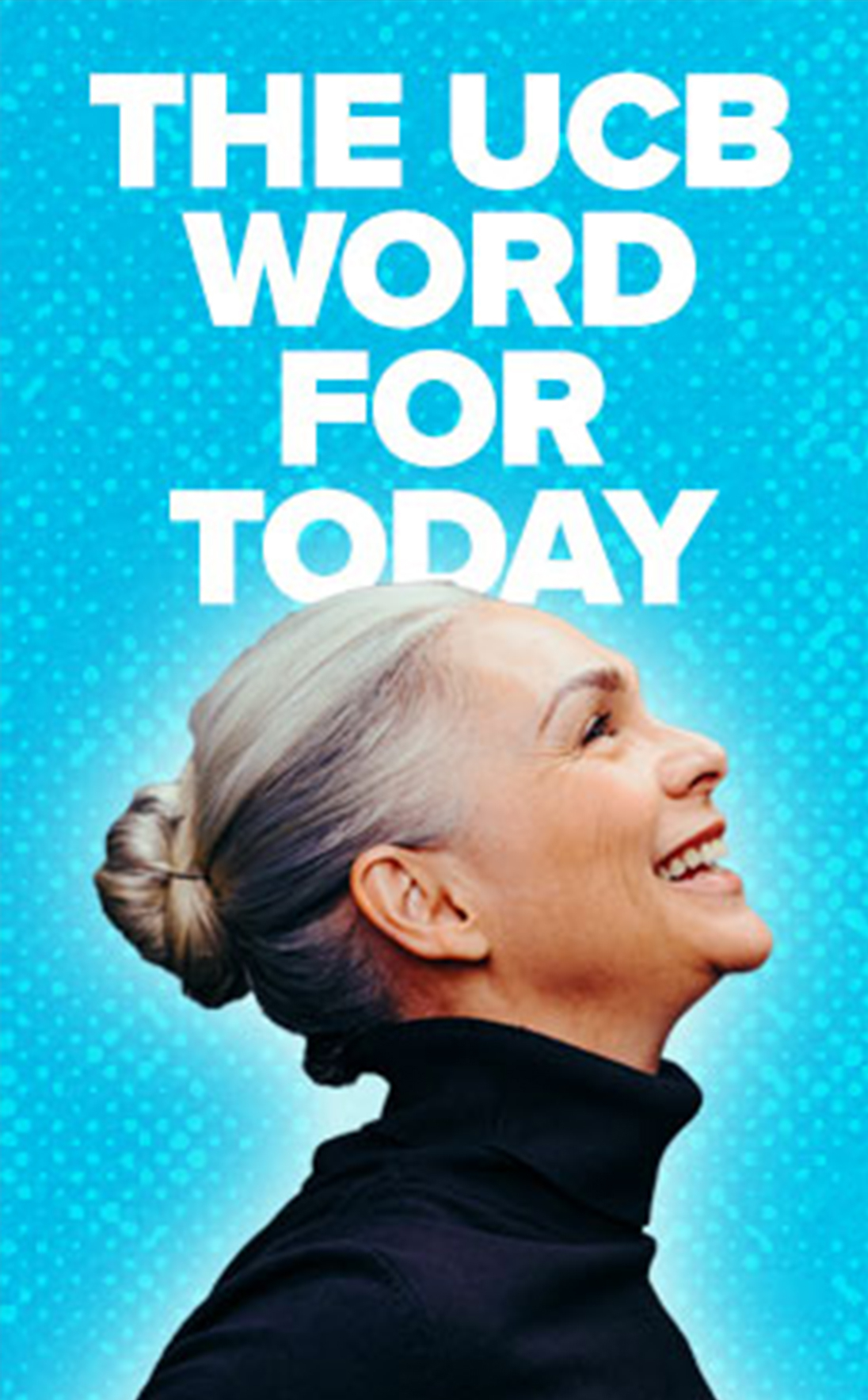 Sign up for the UCB  Word For Today