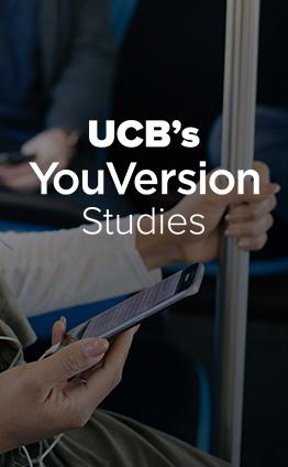 UCB's Youversion Studies