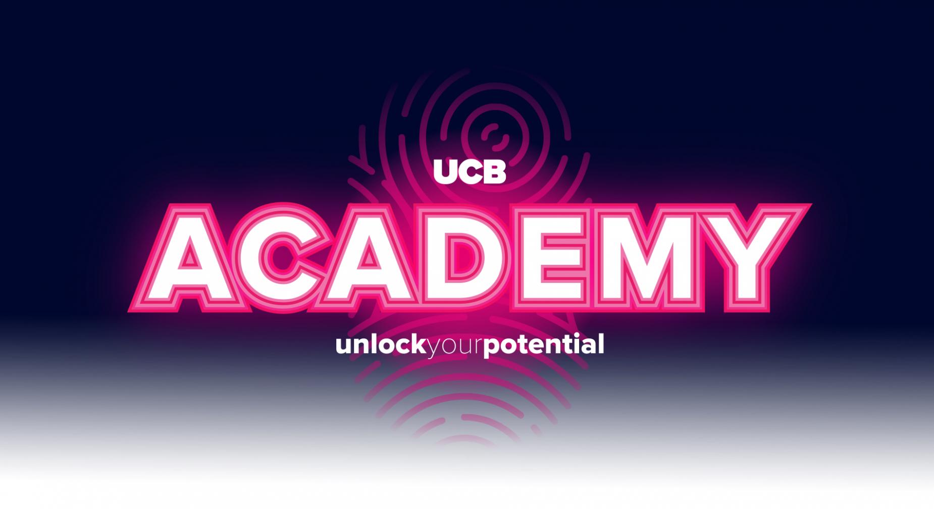 UCB Academy - Unlock your potential