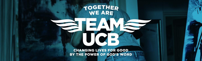 Team UCB Banner