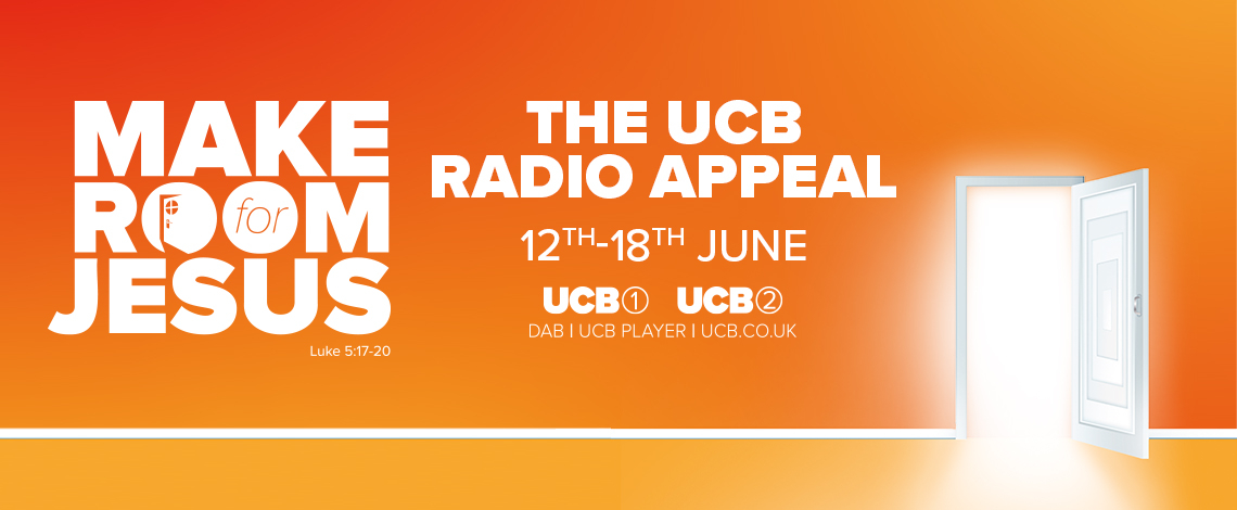 The UCB Radio Appeal 12th June – 18th June