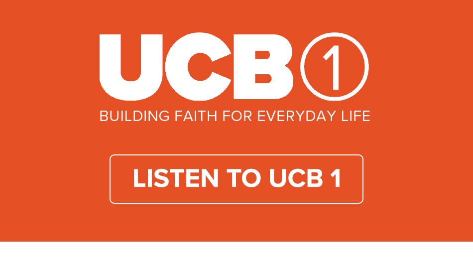 Listen to UCB 1