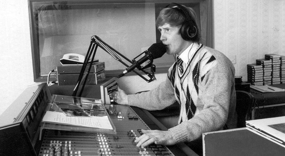 Manx Radio studios