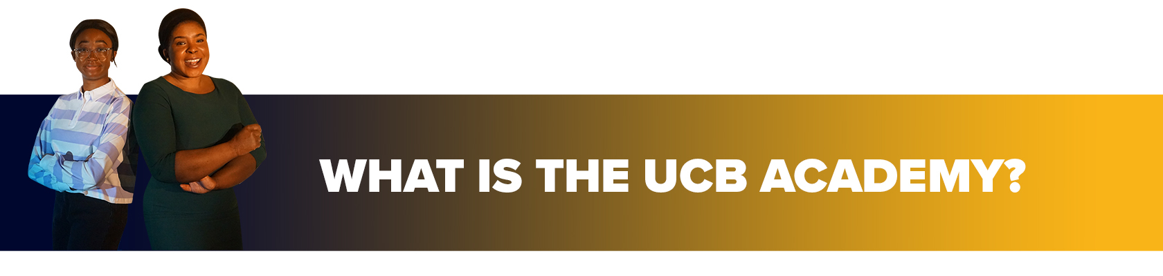 What is the UCB Academy?
