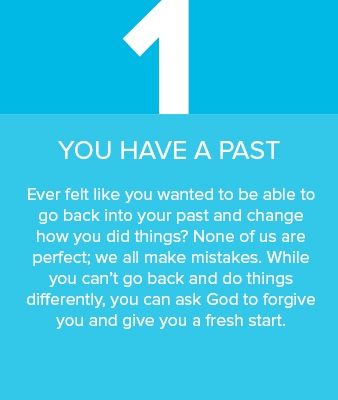 You have a past