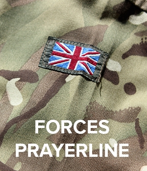 Forces Prayerline