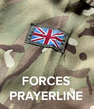 Forces Prayerline