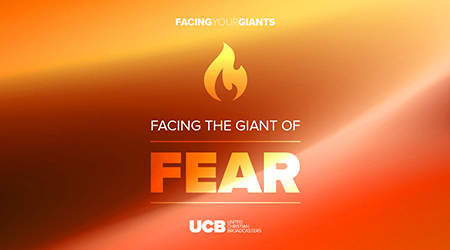Facing the Giant of Fear