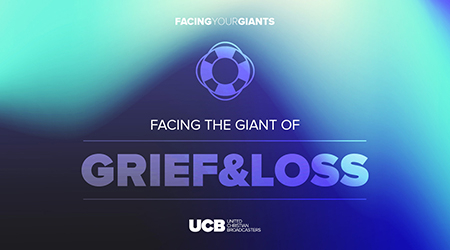 Facing the Giant of Grief and Loss