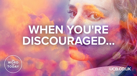 When You're Discouraged - Youversion reading plan